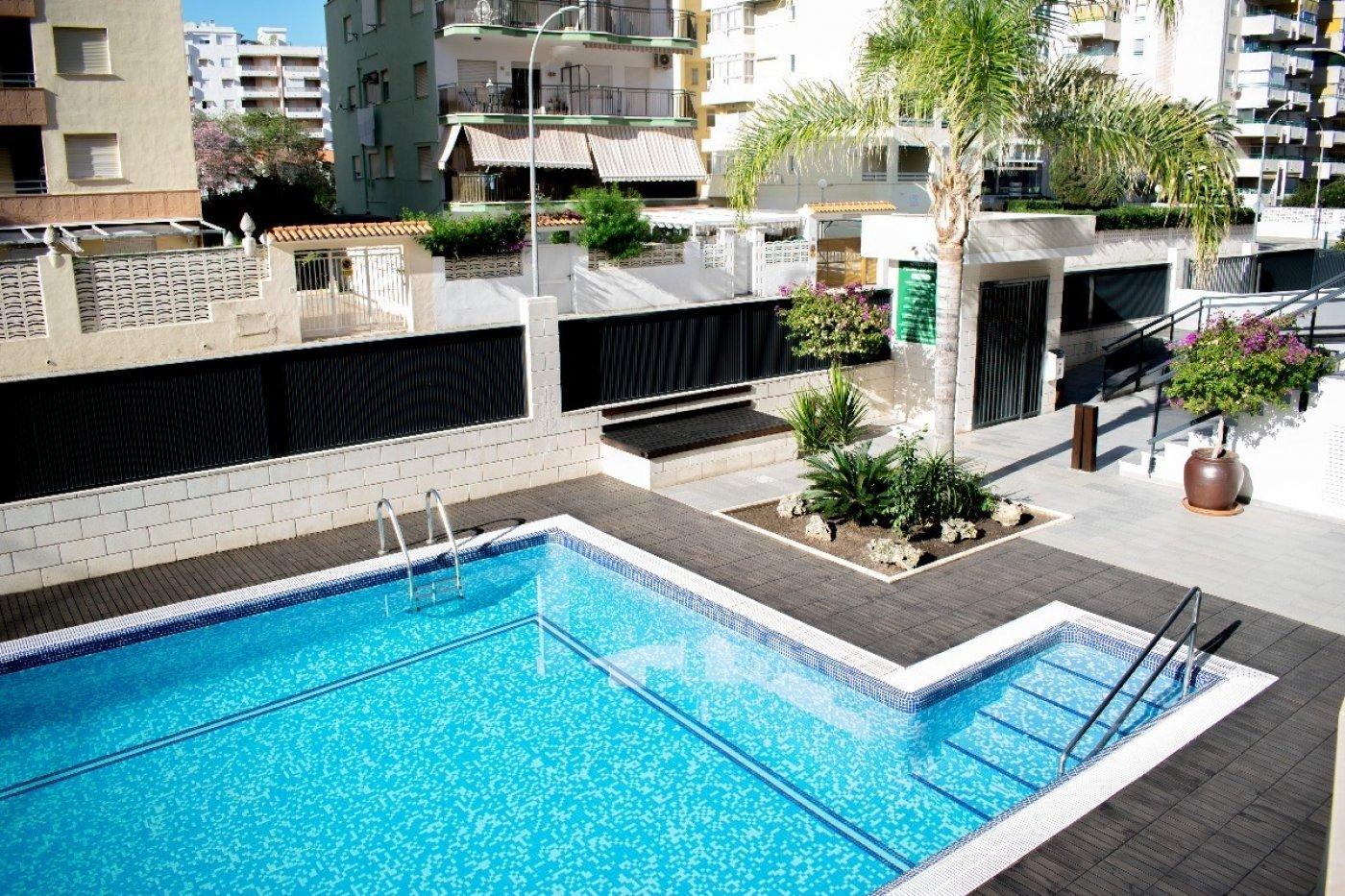 Apartamento en playa de gandia con piscina comunitaria y garaje incluido - imagenInmueble18
