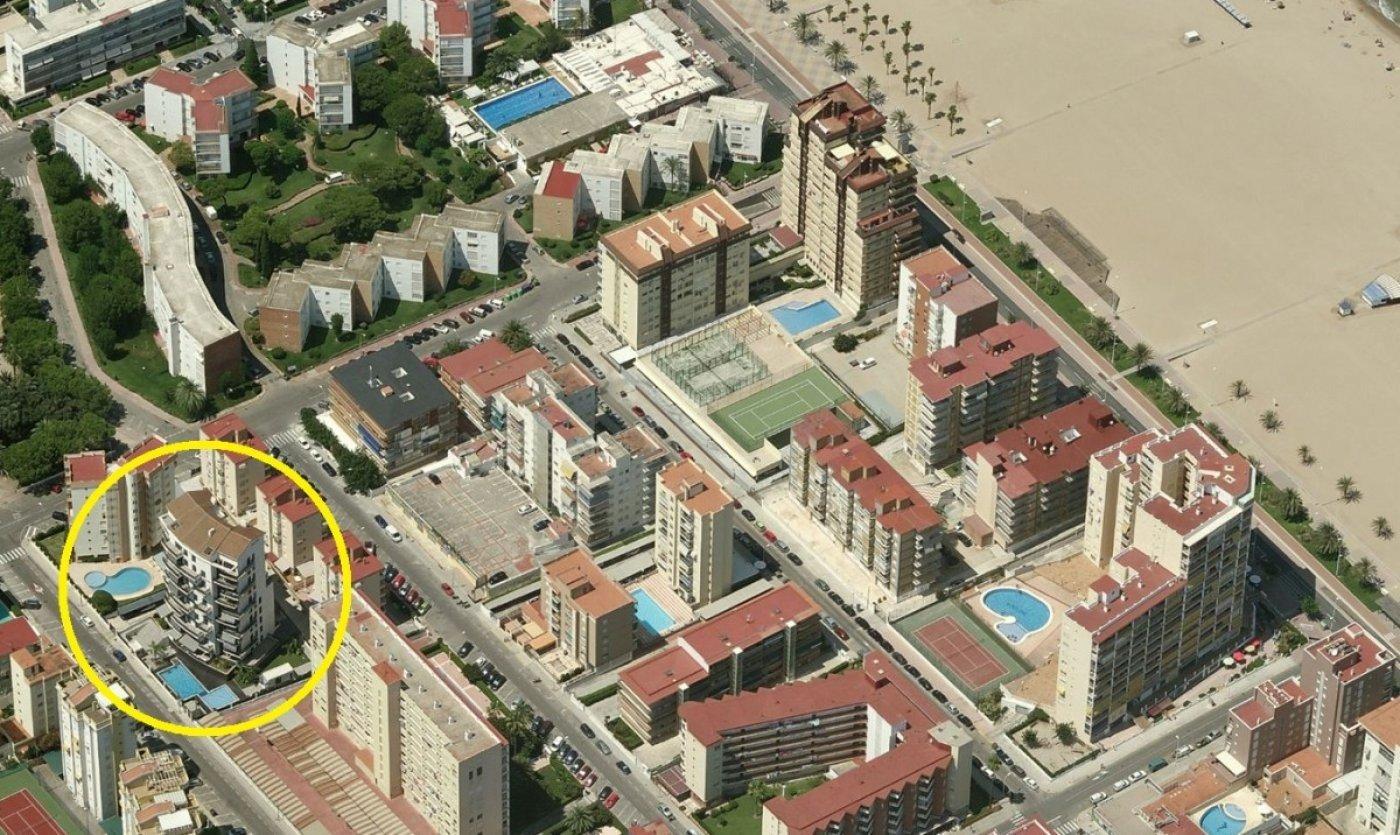 Apartamento en playa de gandia con piscina comunitaria y garaje incluido - imagenInmueble2