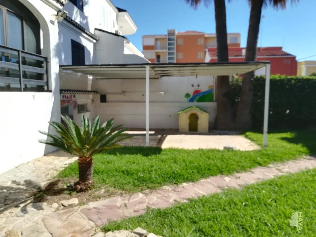 Chaler unifamiliar en playa de xeraco de 3 dormitorios y 2 baños, con garaje y un amplio j - imagenInmueble0