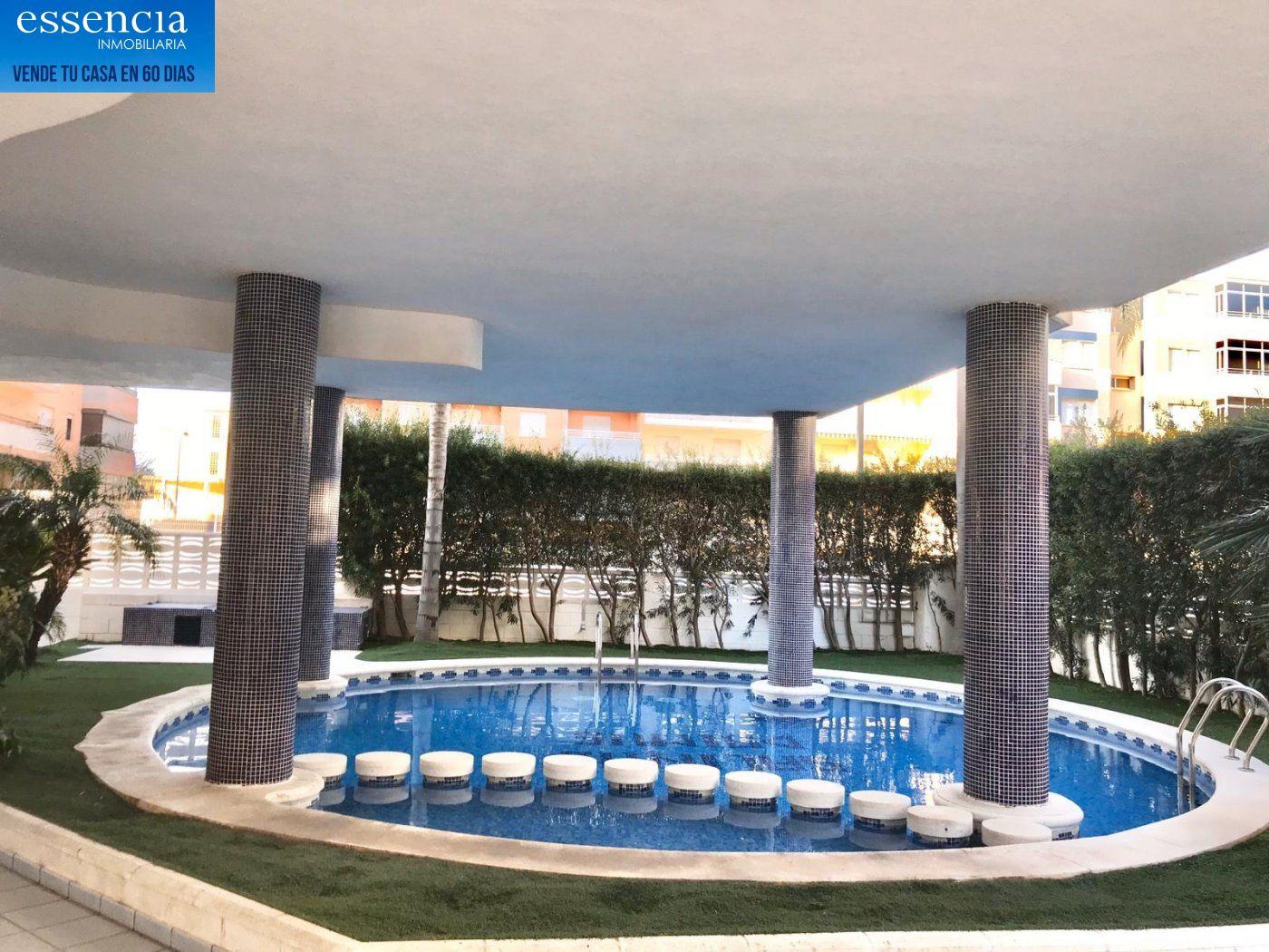 Apartamento de 2 dormitorios y 2 baños con salón con balcón. - imagenInmueble1