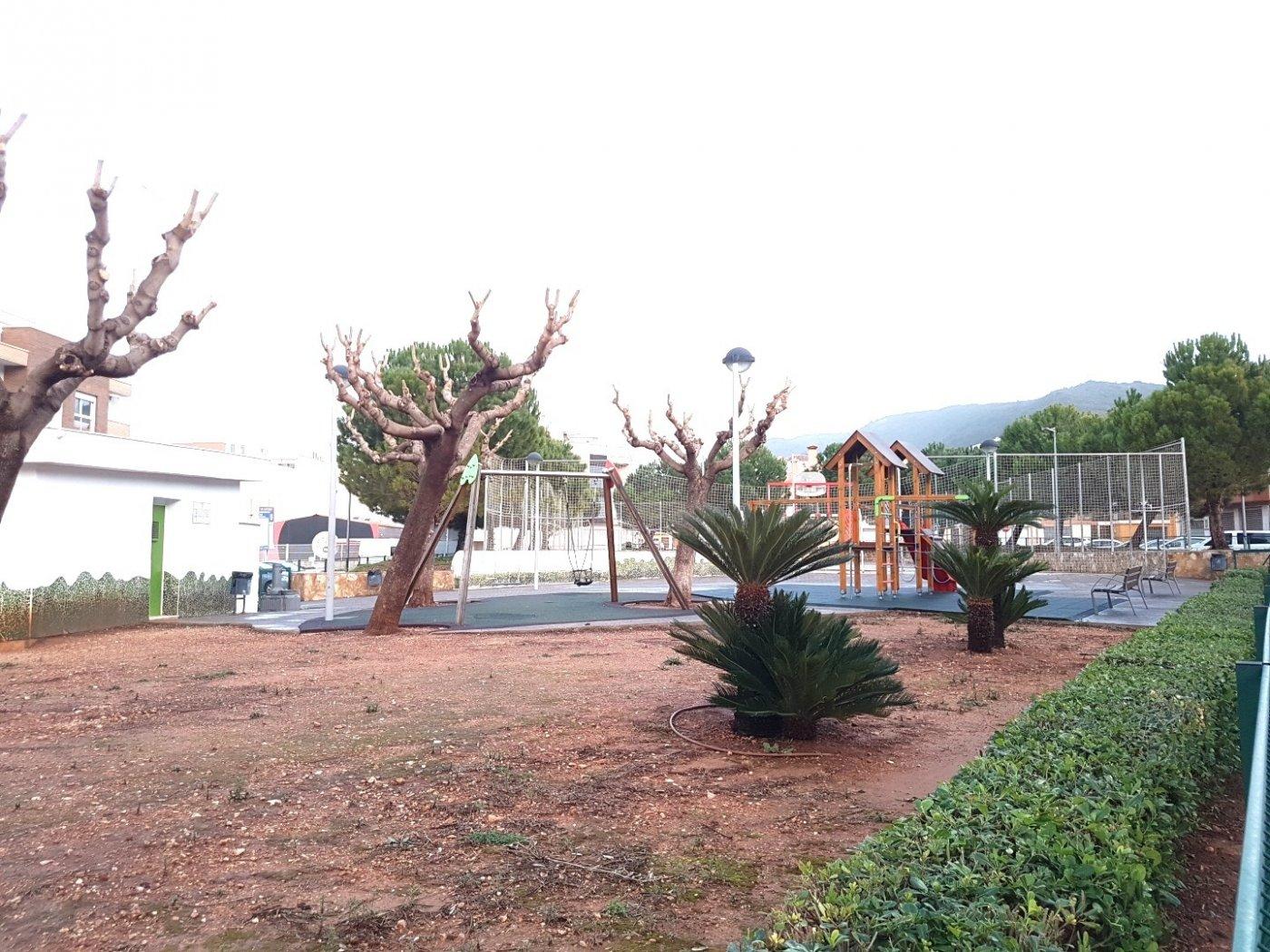 Piso en planta baja con vistas despejadas al parque, plaza costitución. pueden ver un vide - imagenInmueble15