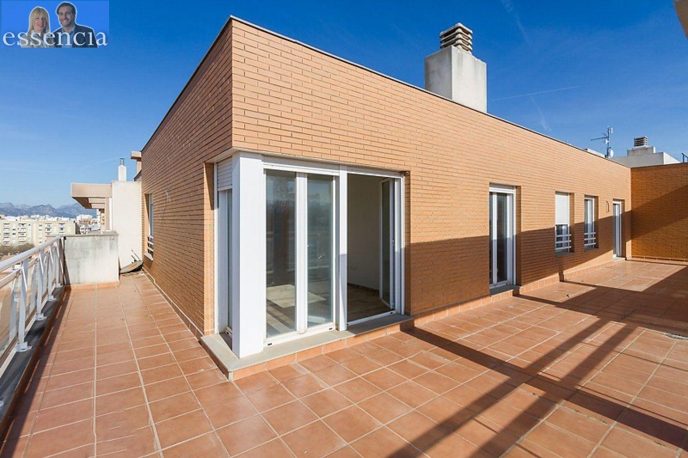 Ático a estrenar, con gran terraza. incluye garaje y trastero. - imagenInmueble0