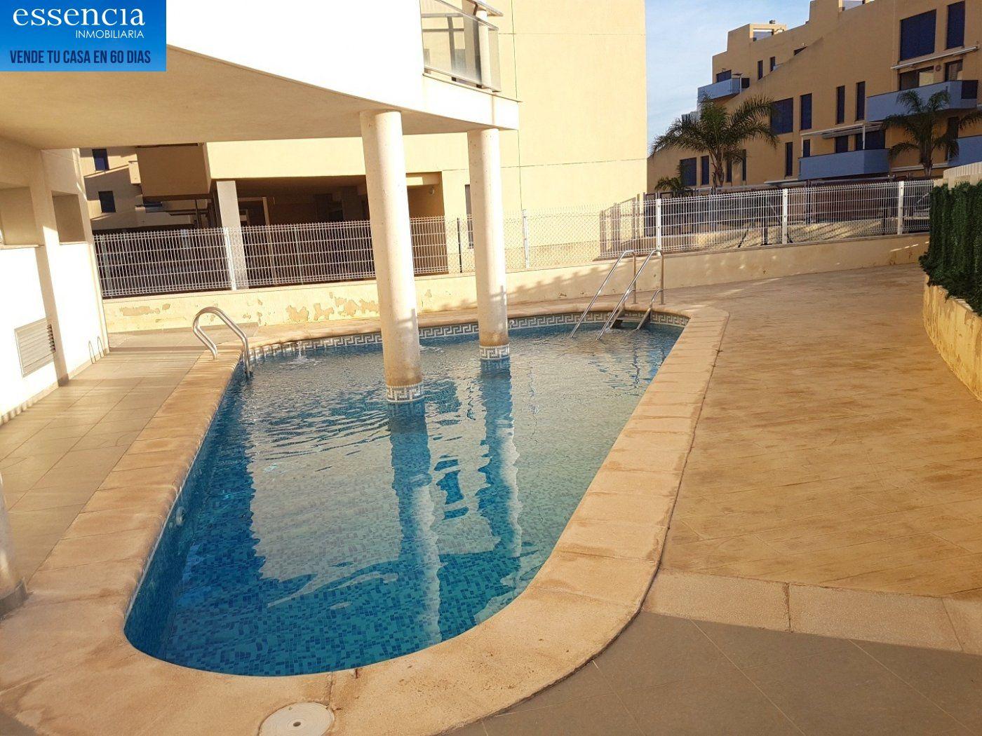 Apartamento con vistas al mar en playa de bellreguard.  garaje y piscina. - imagenInmueble35