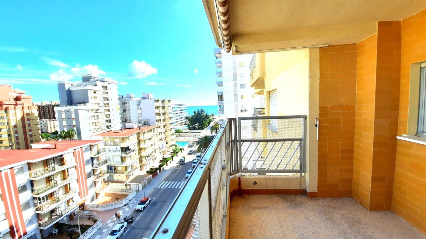 Apartamento con vistas al mar. zona norte de la playa en residencial con piscina, garaje,  - imagenInmueble1