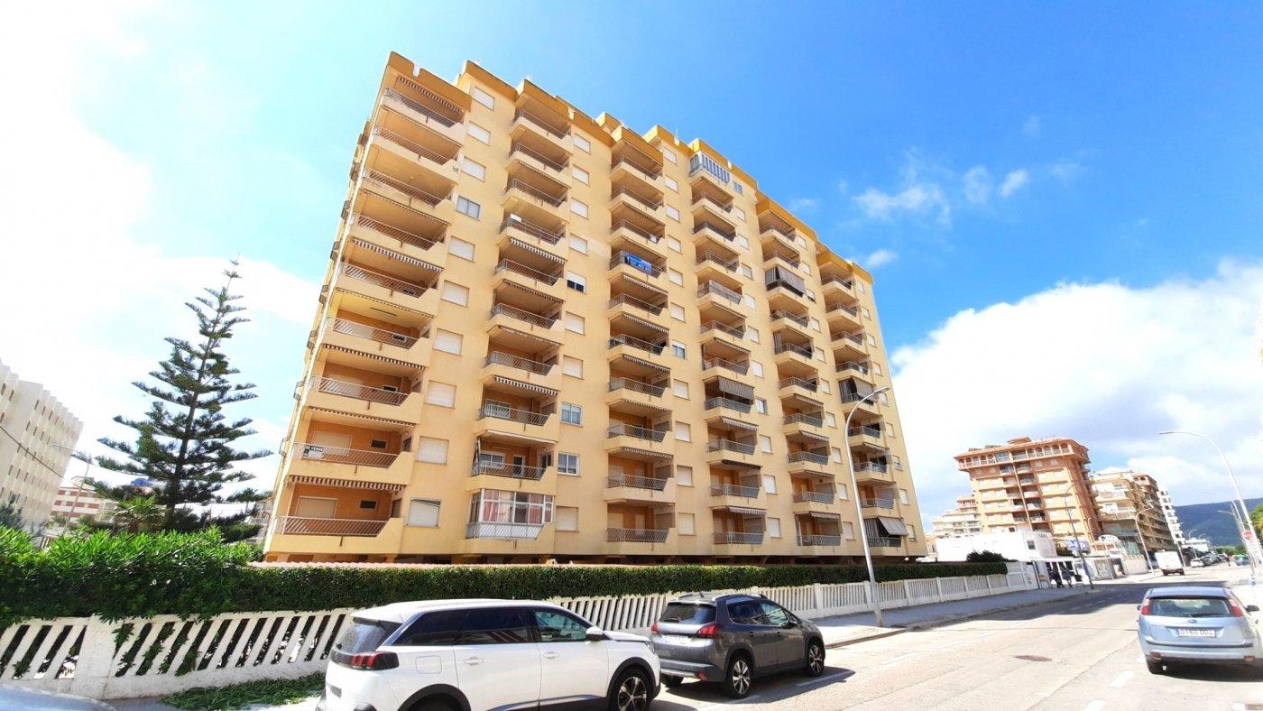 Apartamento con vistas al mar. zona norte de la playa en residencial con piscina, garaje,  - imagenInmueble20