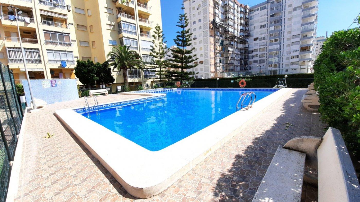 Apartamento con vistas al mar. zona norte de la playa en residencial con piscina, garaje,  - imagenInmueble21
