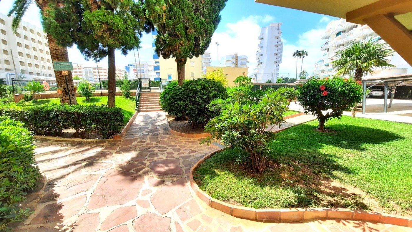 Apartamento con vistas al mar. zona norte de la playa en residencial con piscina, garaje,  - imagenInmueble23