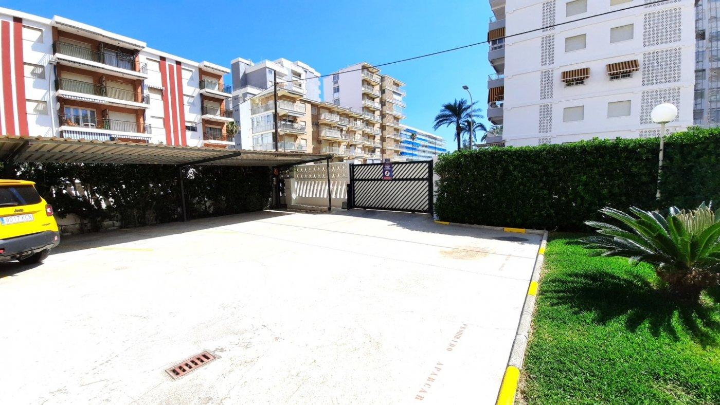 Apartamento con vistas al mar. zona norte de la playa en residencial con piscina, garaje,  - imagenInmueble24