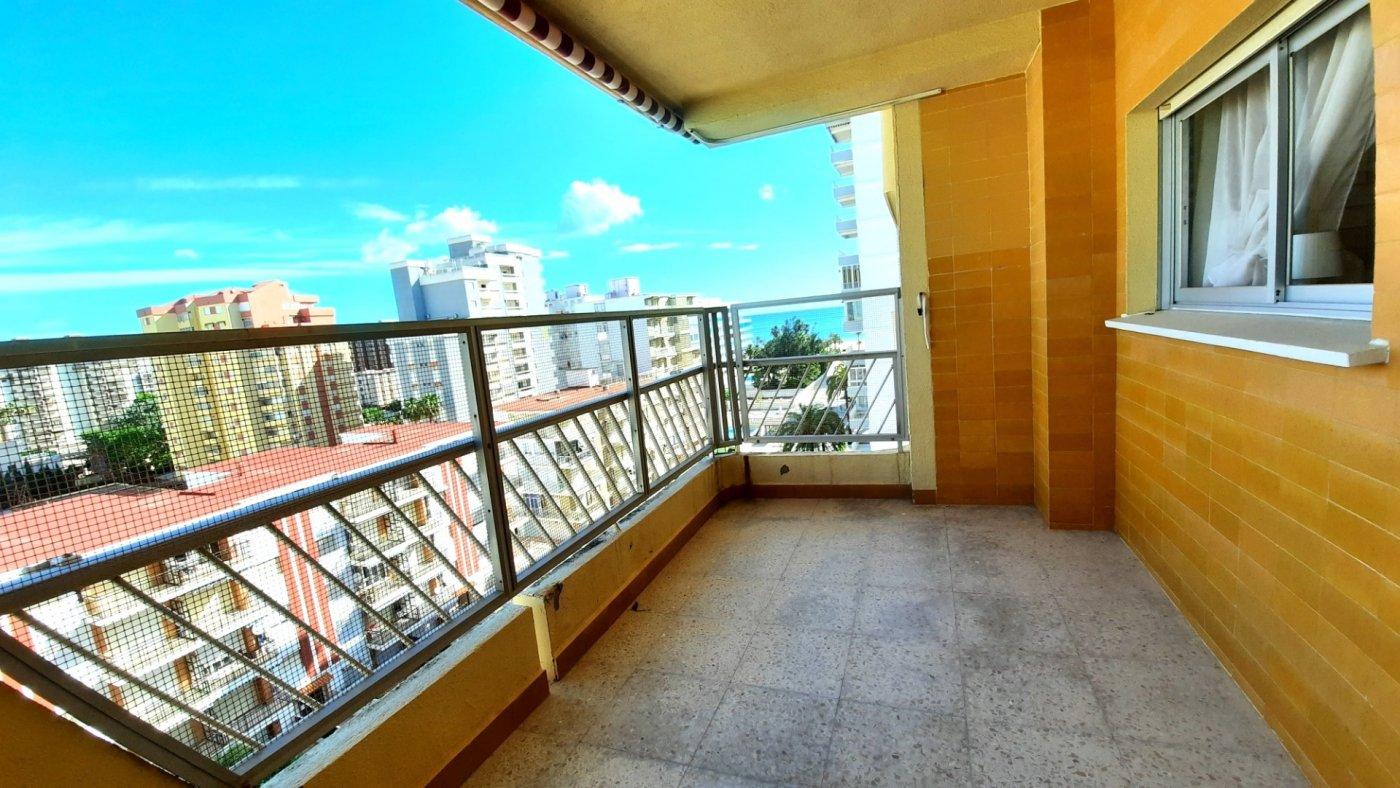 Apartamento con vistas al mar. zona norte de la playa en residencial con piscina, garaje,  - imagenInmueble2
