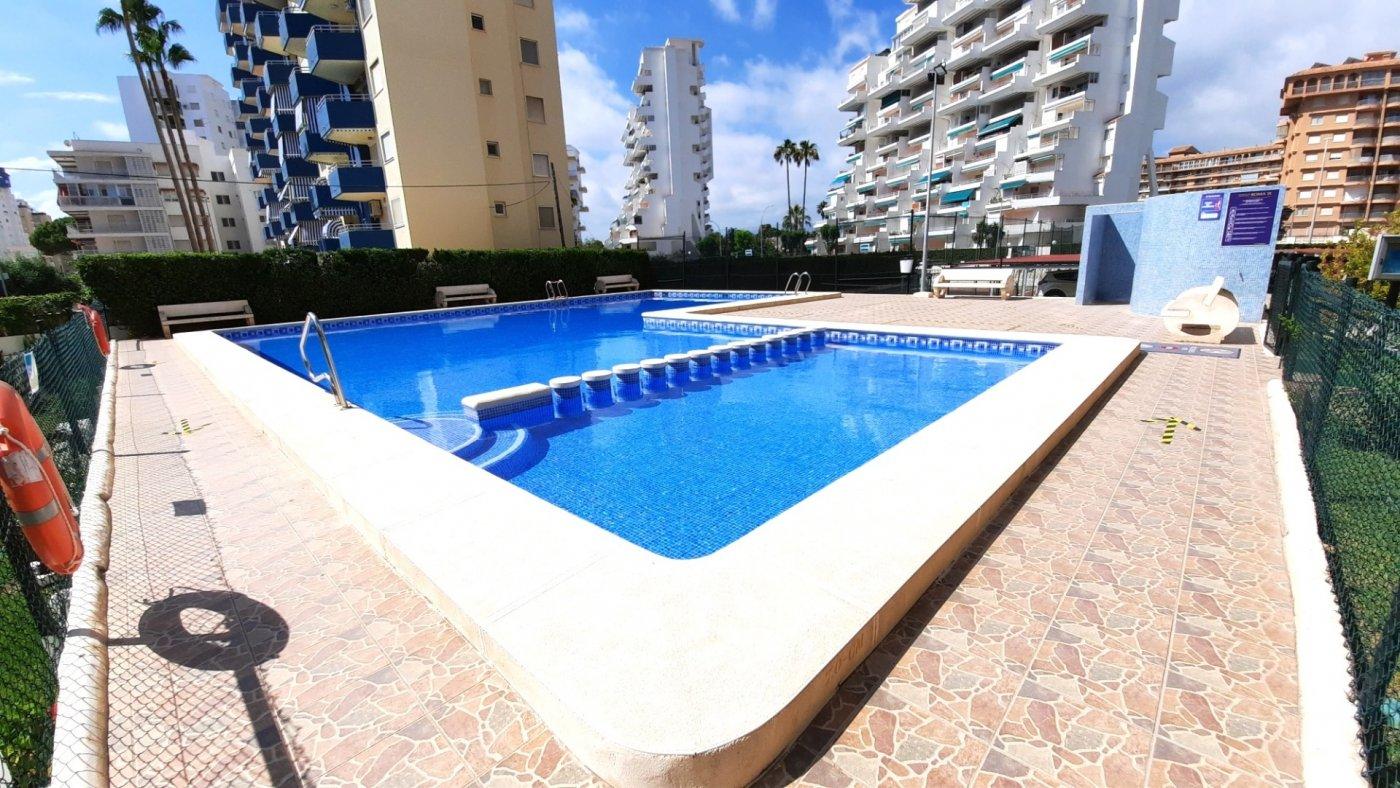 Apartamento con vistas al mar. zona norte de la playa en residencial con piscina, garaje,  - imagenInmueble3