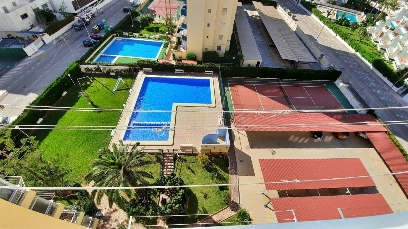 Apartamento con vistas al mar. zona norte de la playa en residencial con piscina, garaje,  - imagenInmueble5