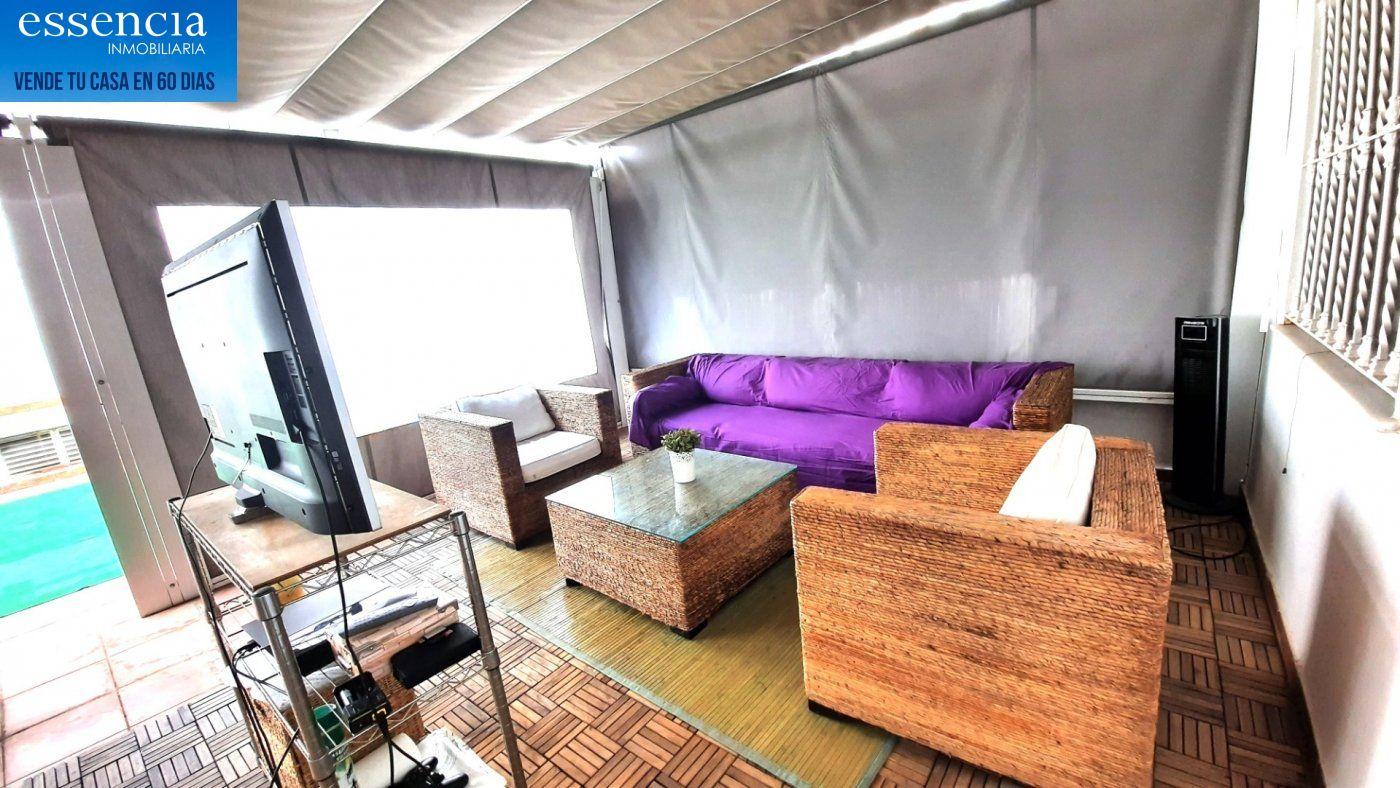 Preciosa vivienda con terraza para entrar a vivir en gandia zona corea. - imagenInmueble29