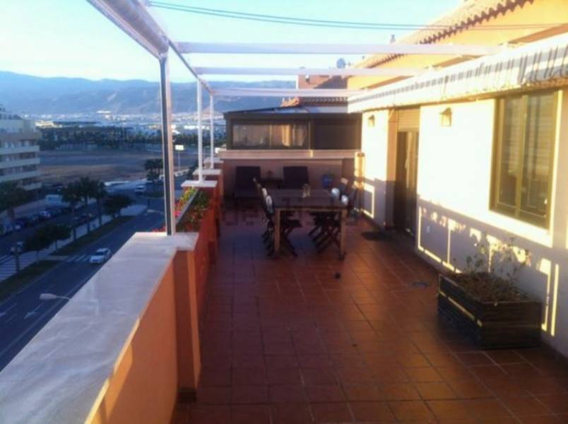 Penthouse for sale in Las salinas, Roquetas de Mar