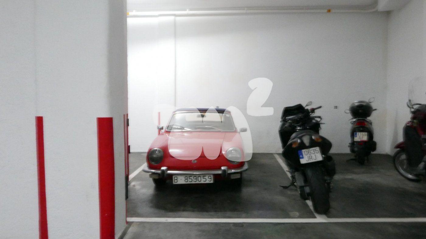Parking en Barcelona. Sant Gervasi - La Bonanova (DV-160)