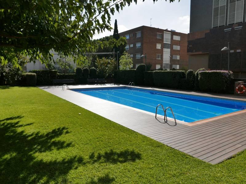 Pis a Barcelona. Les Tres Torres (DV-116)
