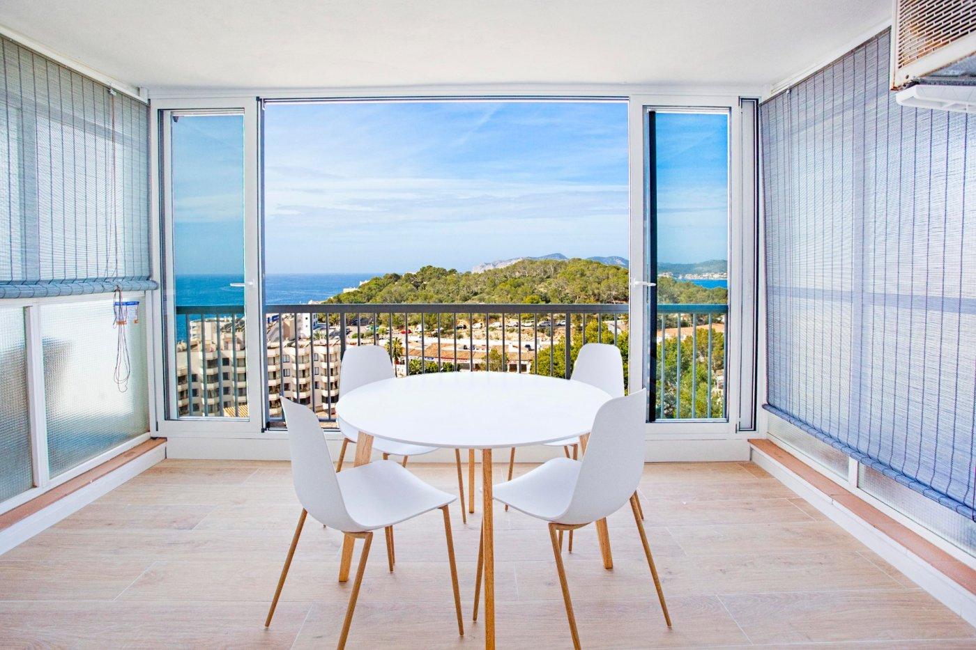 Precioso piso recién reformado con vistas al mar panorámicas