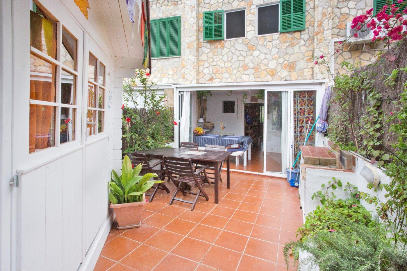 Preciosa casa adosada en una zona tranquila en palmanova