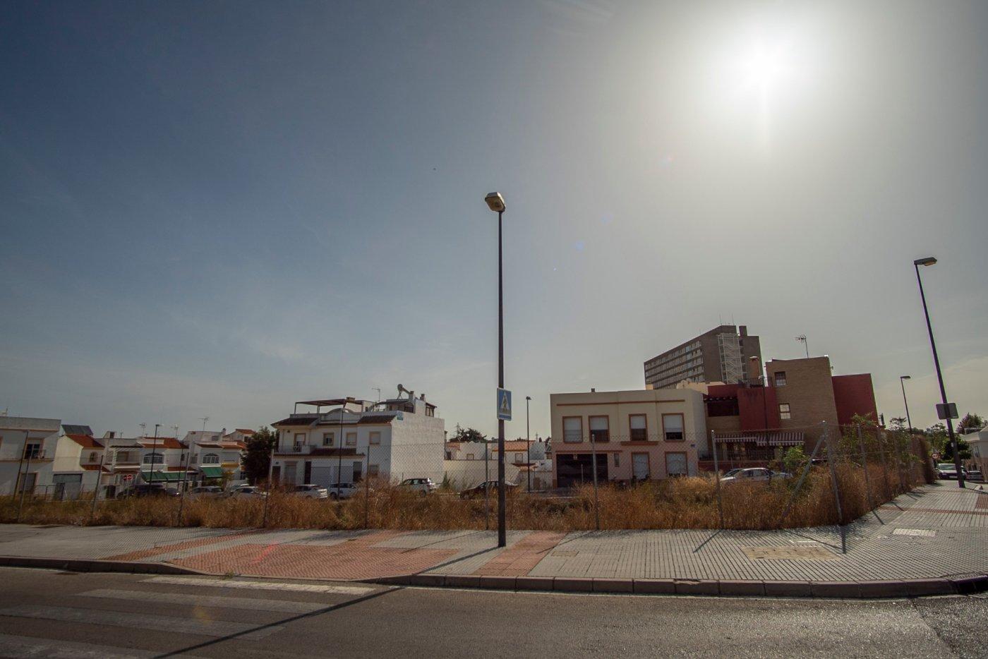 Parcela rústica en venta en San Fernando
