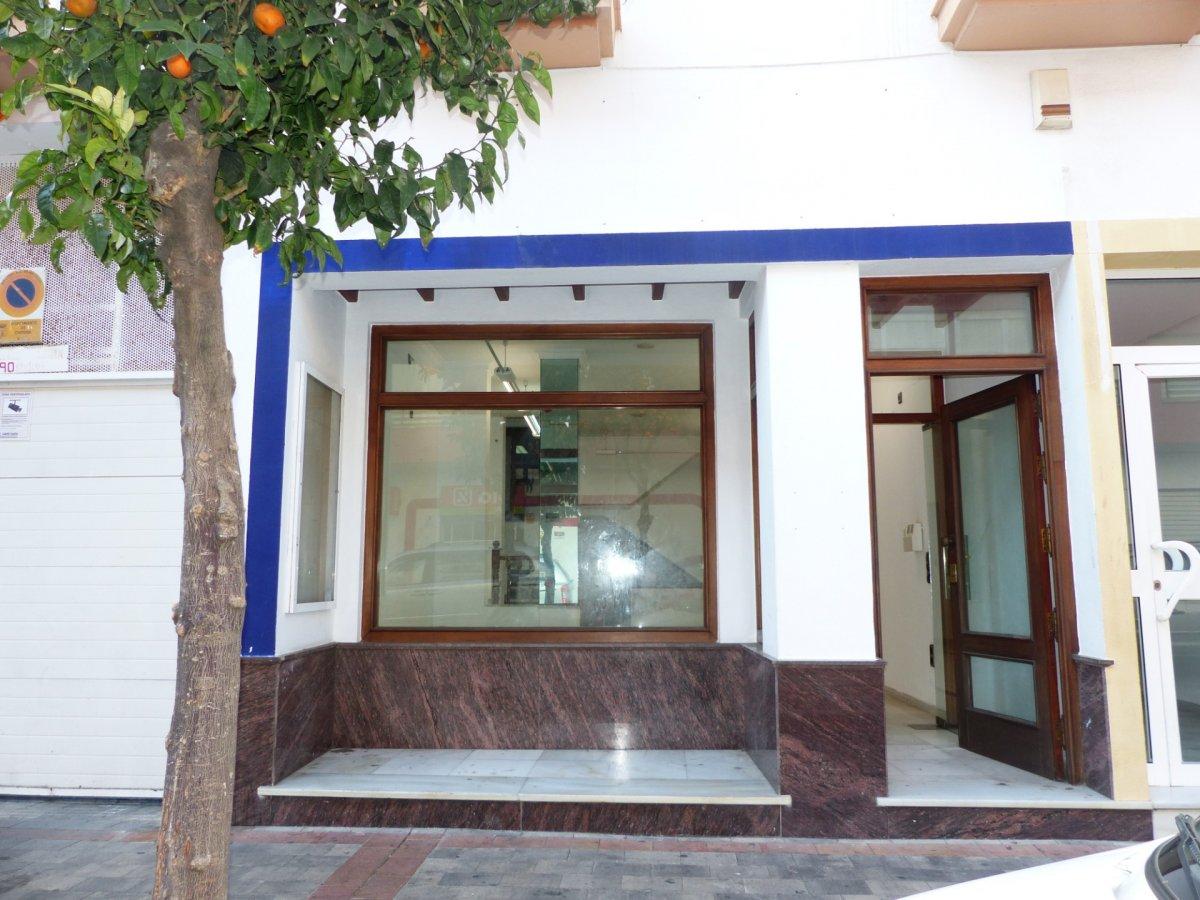 local-comercial en chipiona · centro 800€