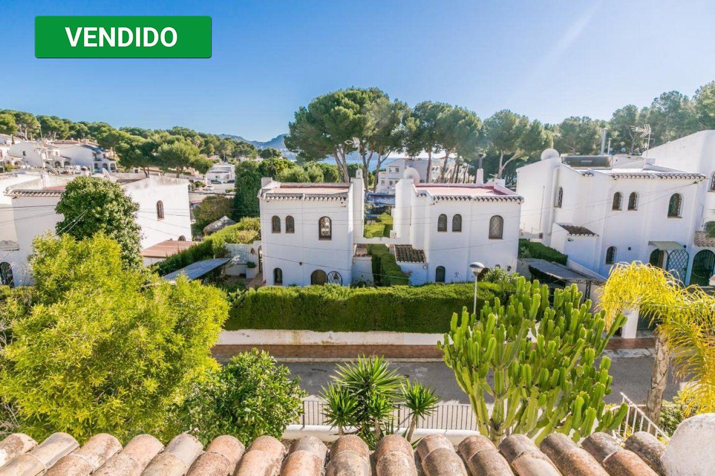 villa en moraira · cometa 350000€