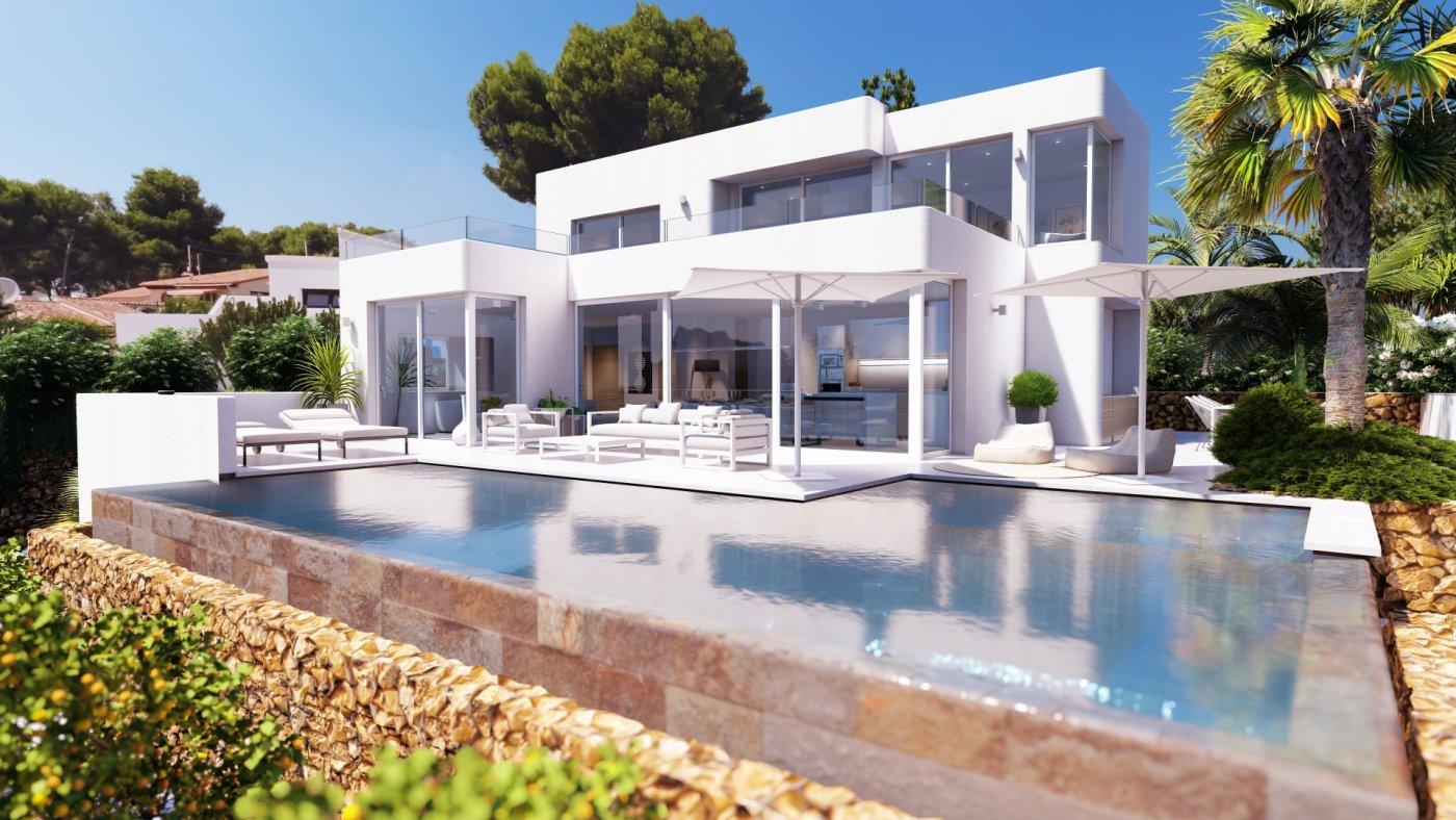 villa en benissa · buenavista 1200000€