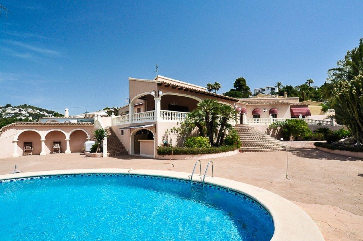 villa en benissa-costa · montemar 475000€