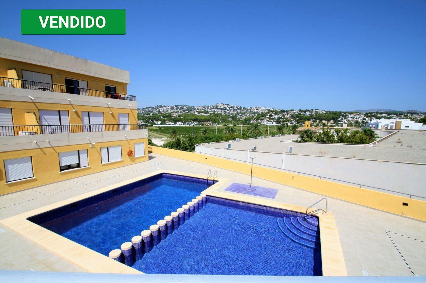 appartement en moraira · centro 120000€