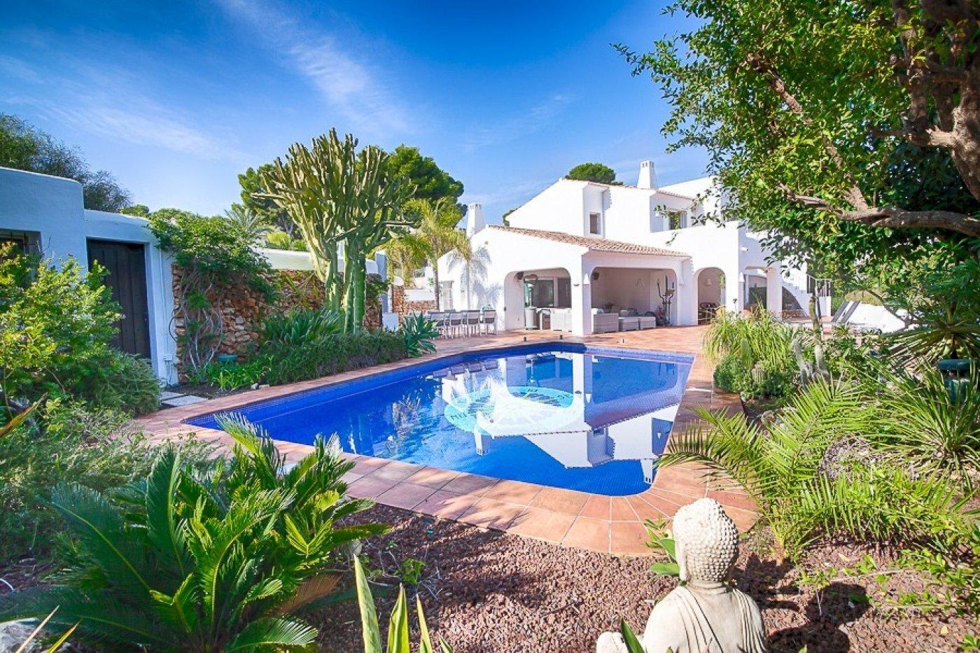 villa en moraira · cometa 995000€