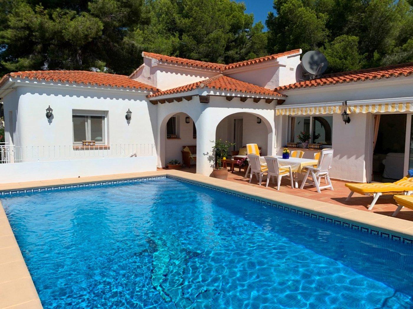 villa en benissa-costa · buenavista 405000€