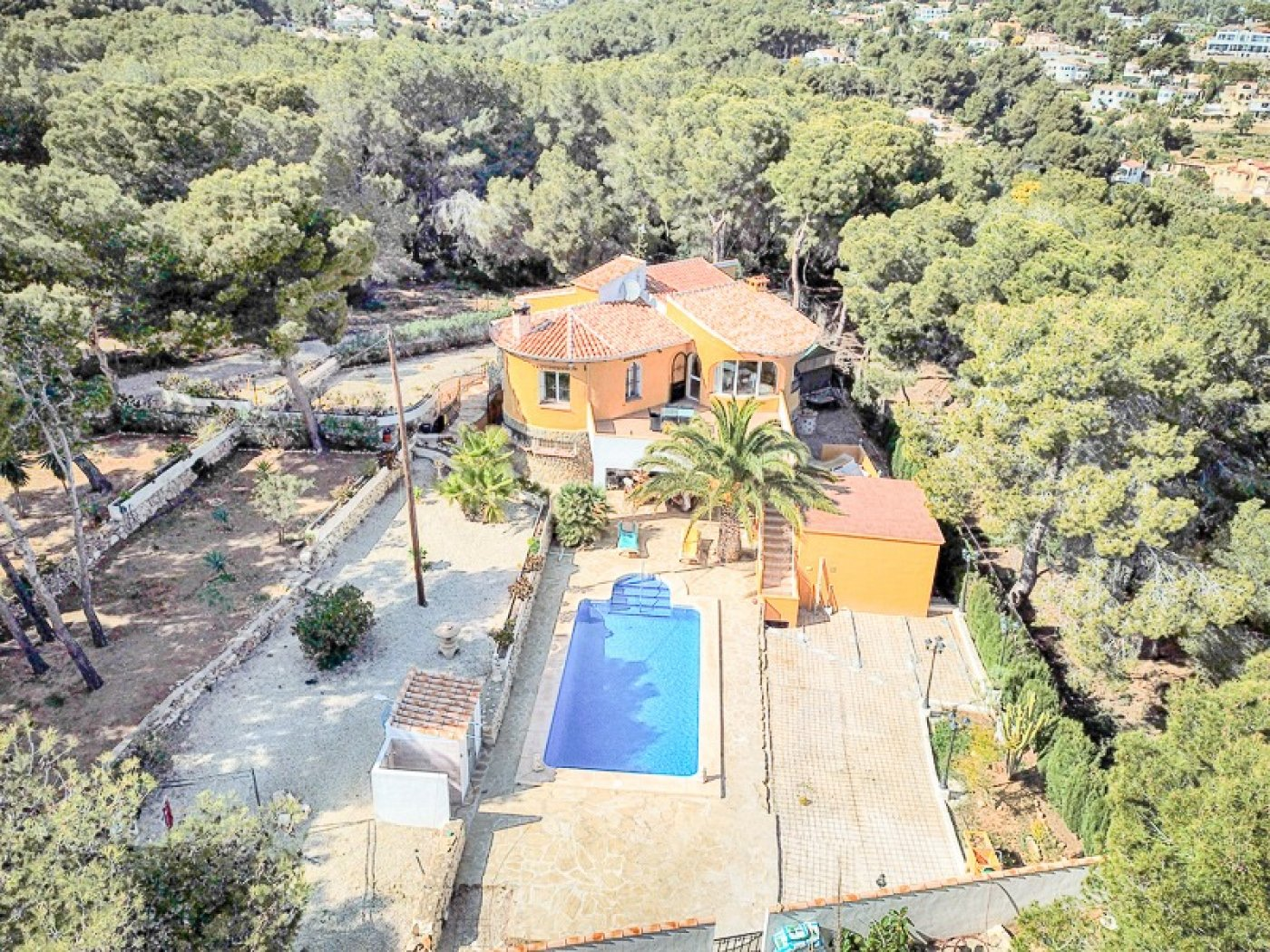 villa en benissa-costa · fanadix 450000€