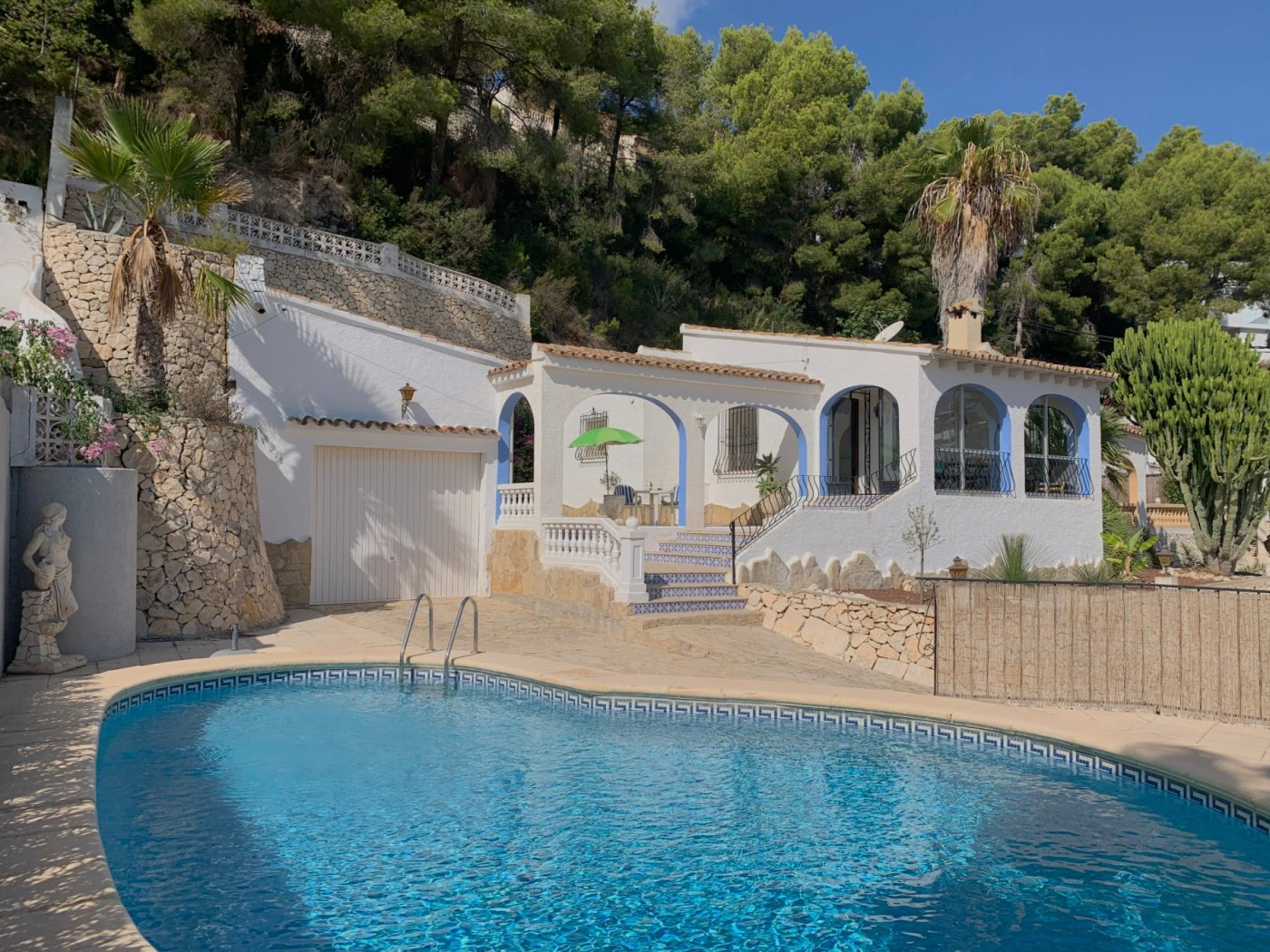 villa en moraira · benimeit 282000€