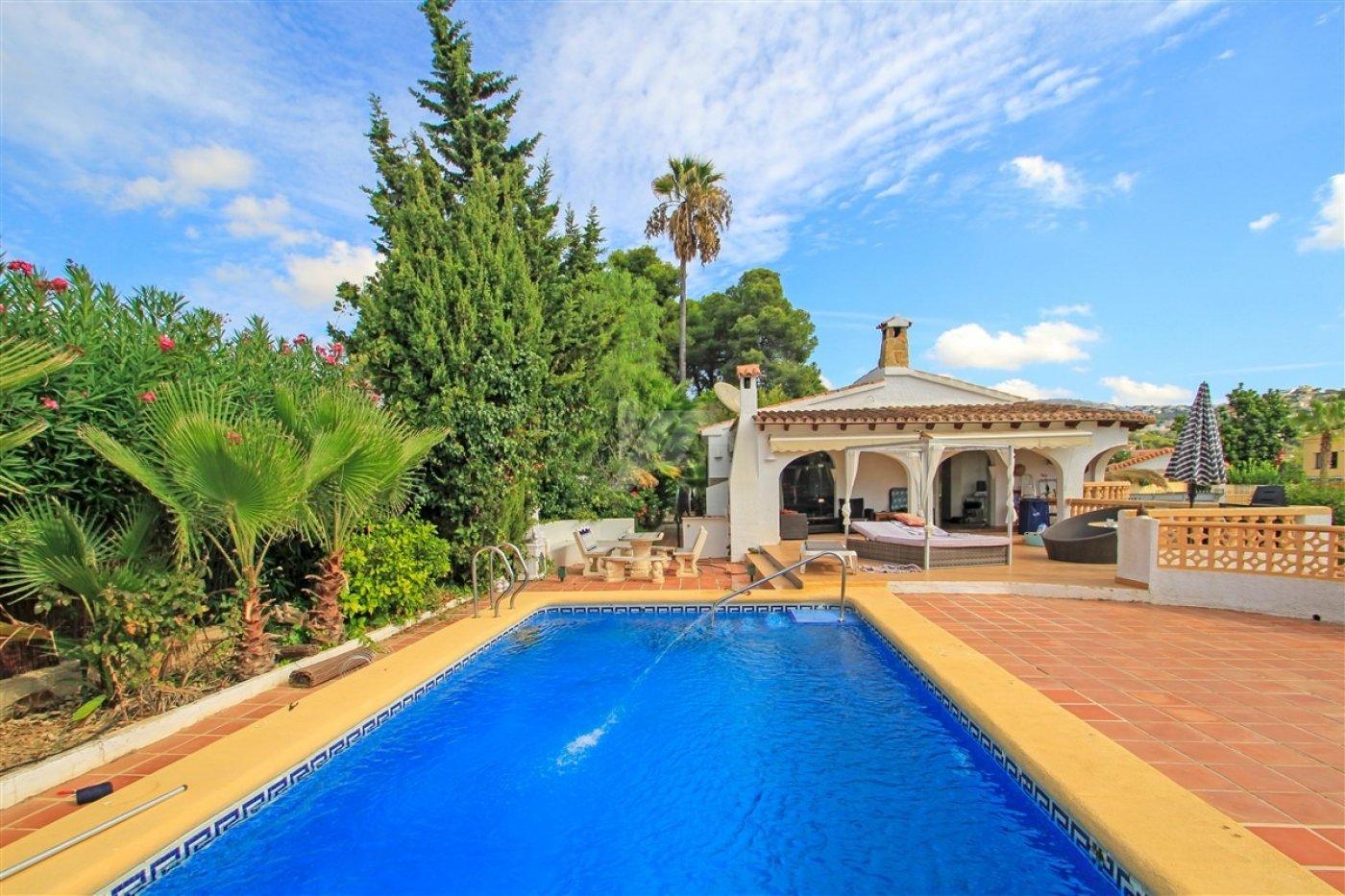 villa en moraira · pinar-del-abogat 475000€