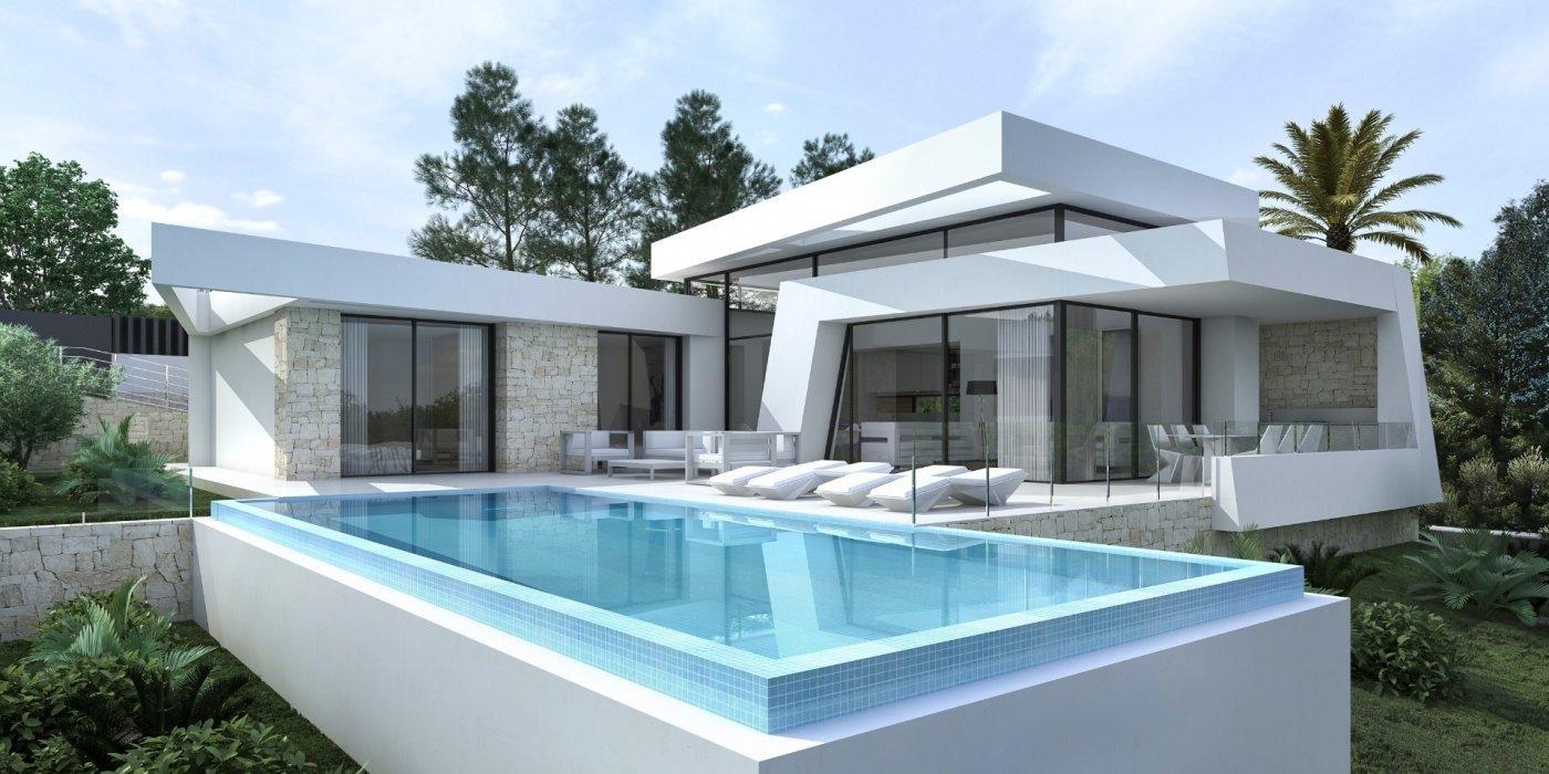 luxury-villa en benitachell · els-molins 925000€