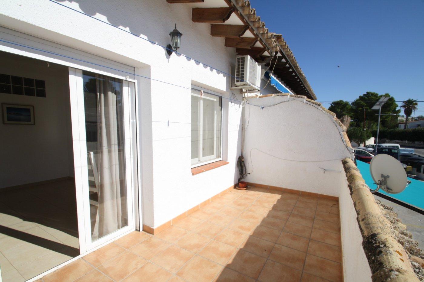 bungalow en moraira · tabaira 400€