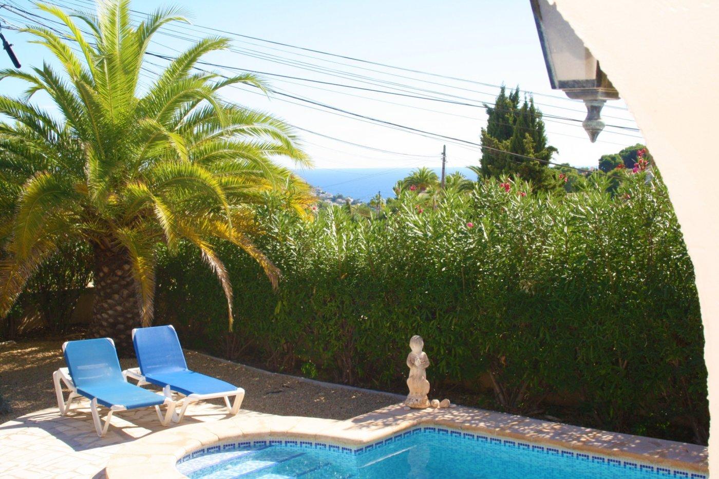 Villa · Benissa Costa · Urb. Montemar 390.000€