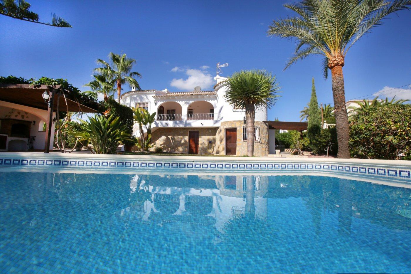 villa en moraira · benimeit 570000€