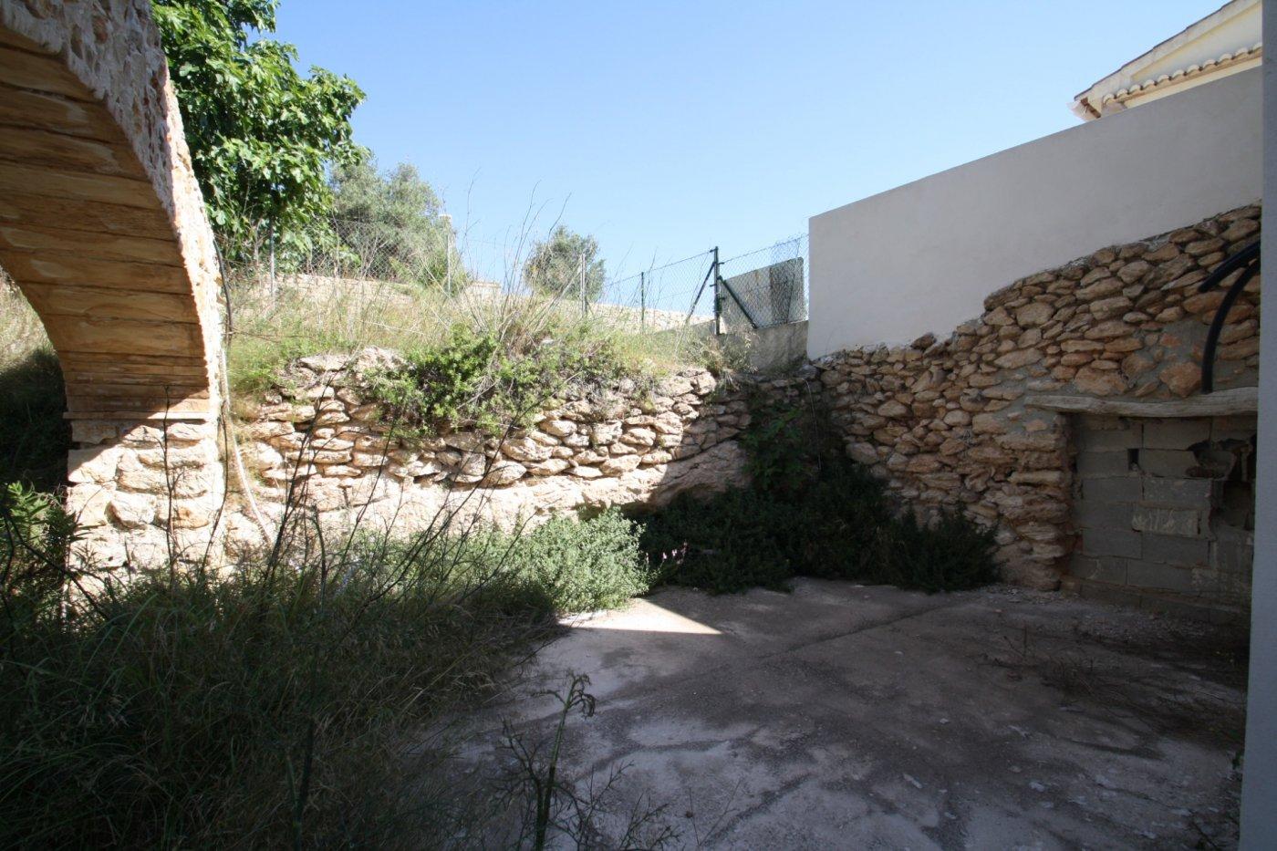 Country Estate · Moraira · Capelles 195.000€