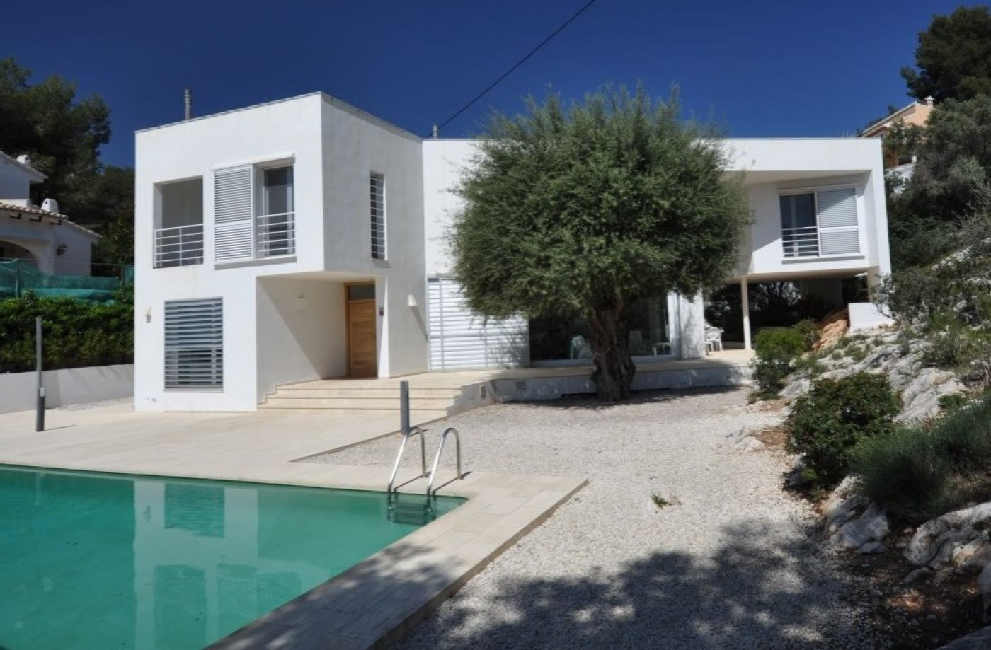 villa en moraira · portet 940000€