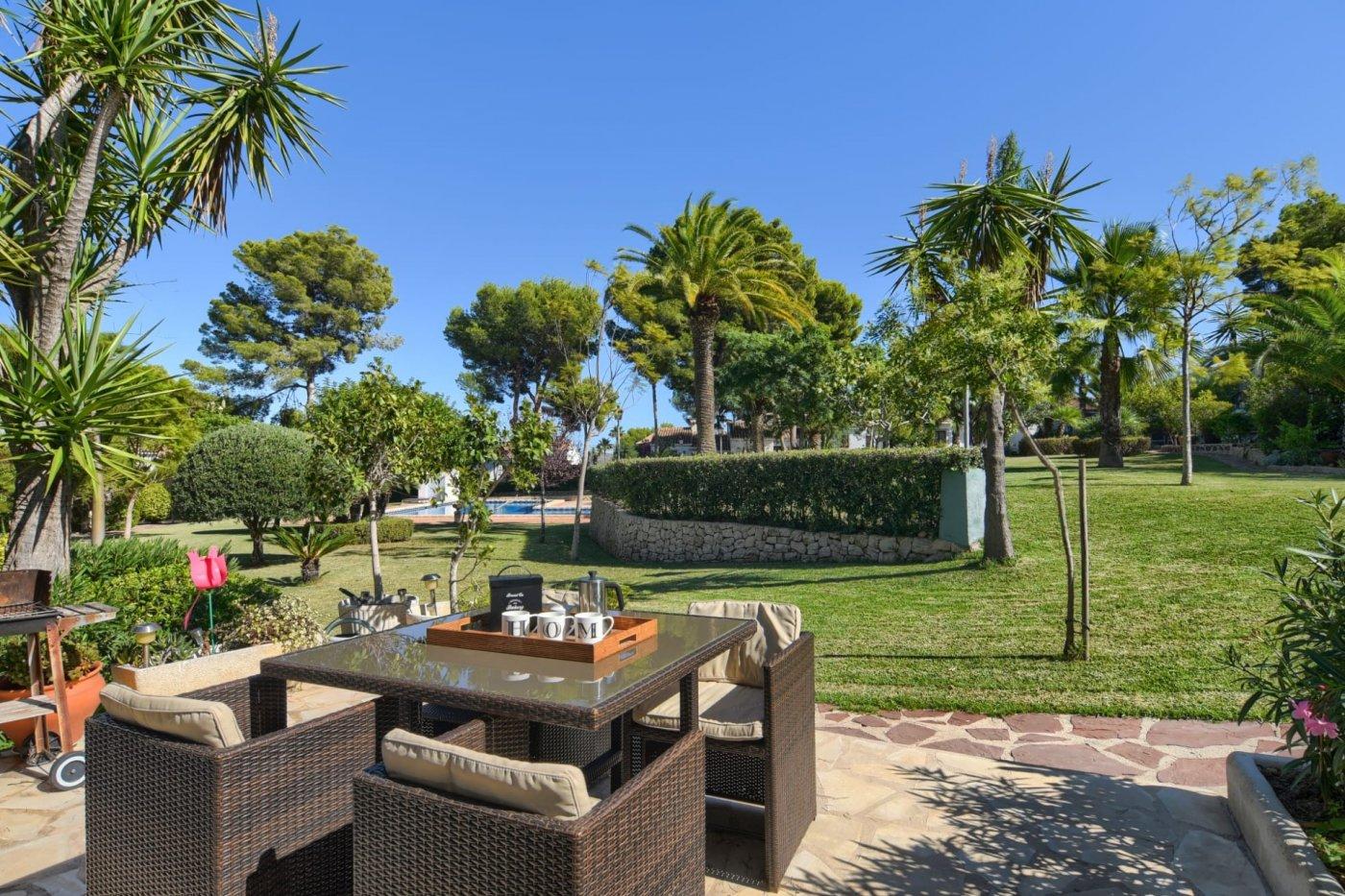 bungalow en moraira · fanadix 220000€