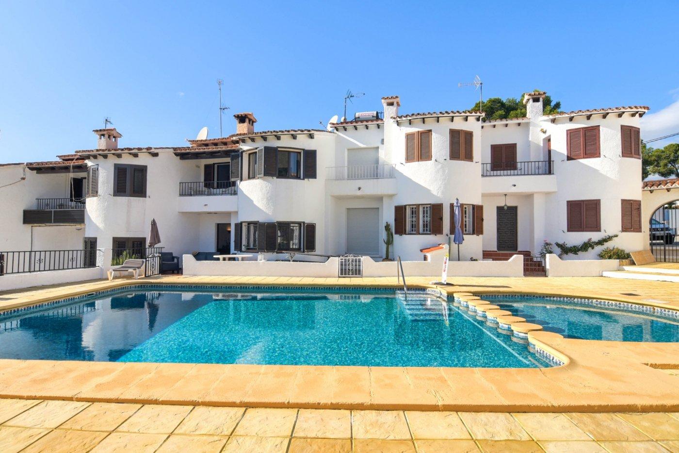 bungalow en moraira · cometa 270000€