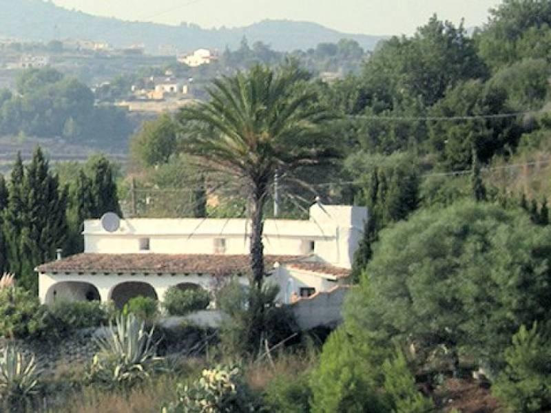 villa en benissa · pedramala 399000€