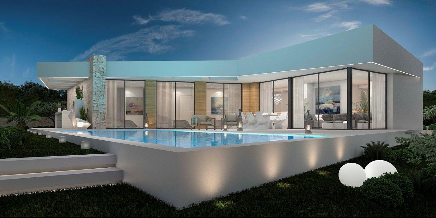 villa en benitachell · los-molinos 750000€