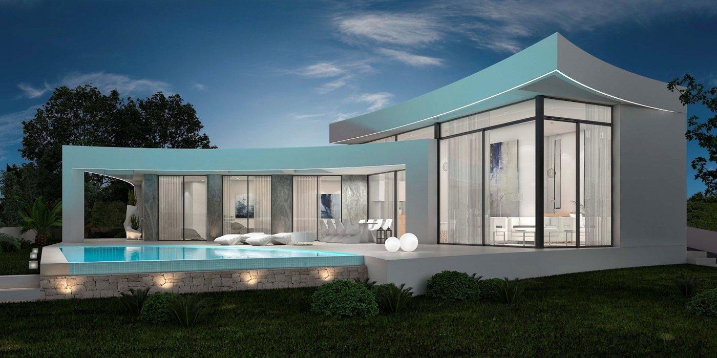 villa en benitachell · los-molinos 815000€