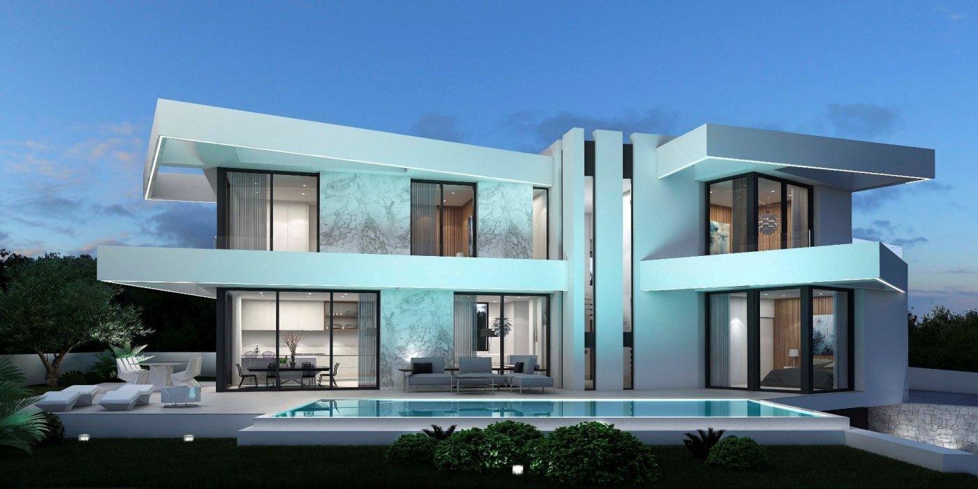 Villa · Benitachell · Los Molinos 976.000€