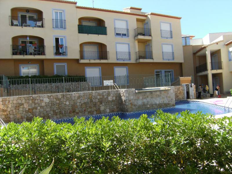 apartamento en teulada · centro-teulada 120000€