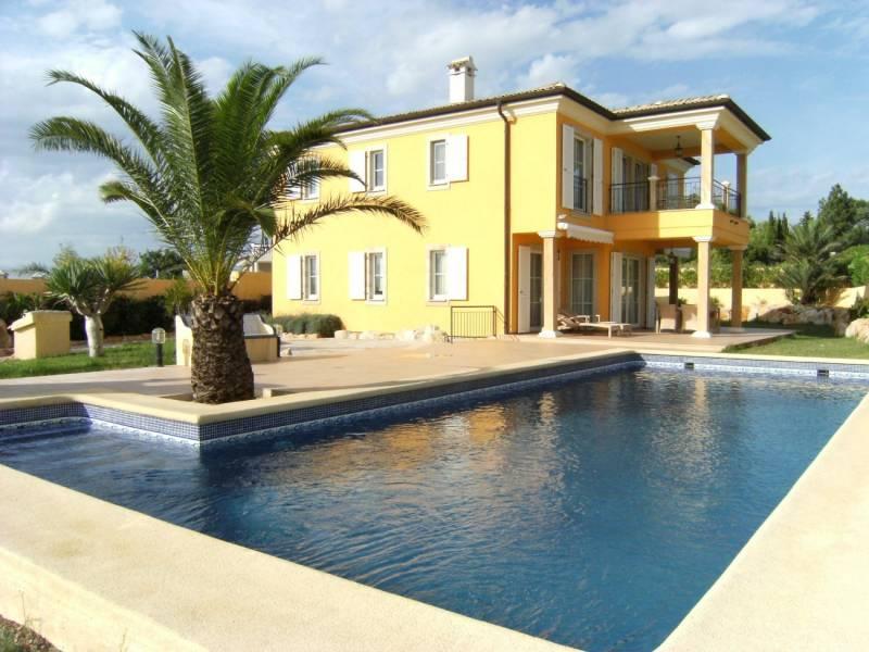 villa en moraira · coma-de-los-frailes 585000€