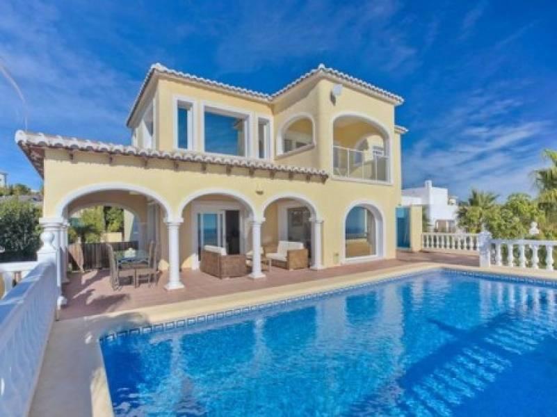 villa en benitachell · cumbres-del-sol 750000€