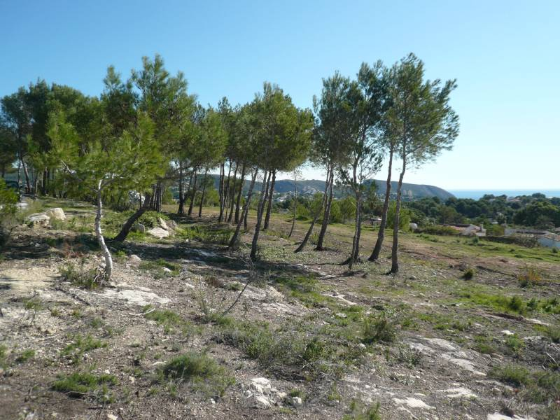 Terrain · Moraira · Benimeit 300.000€