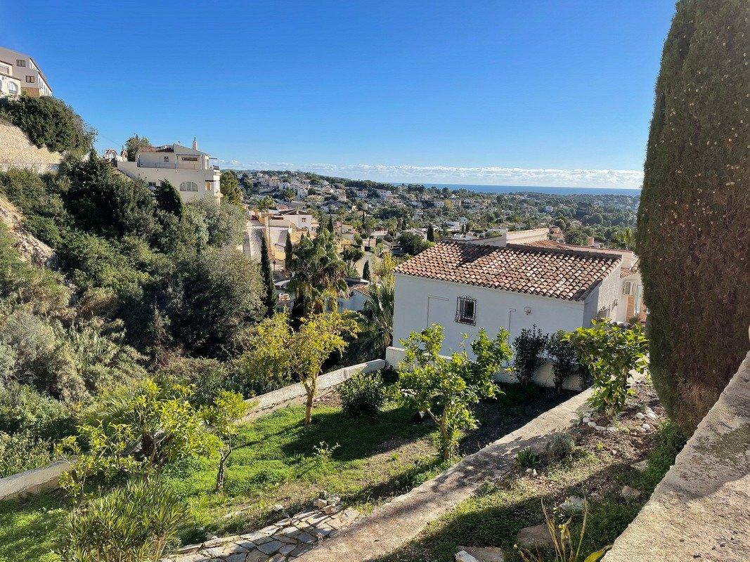 Villa · Benissa Costa · Montemar 240.000€