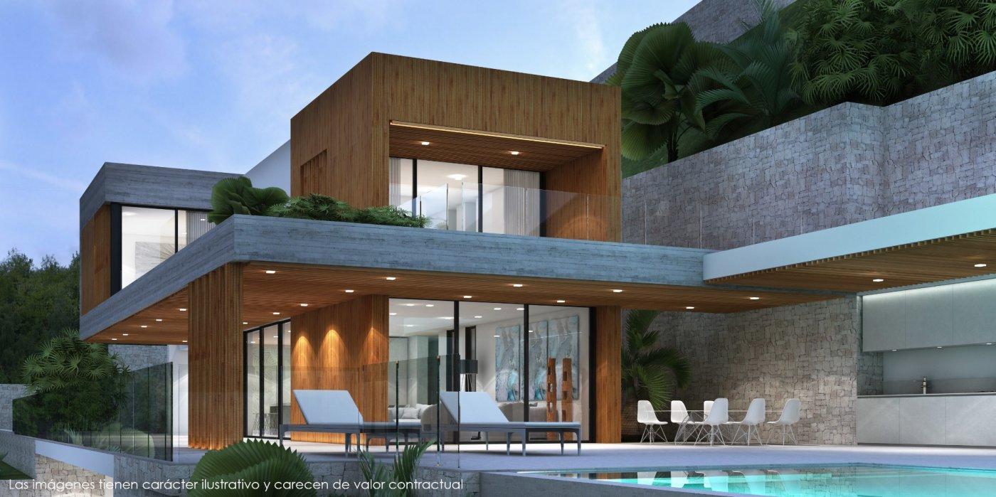 luxury-villa en benissa · raco-de-galeno 1490000€